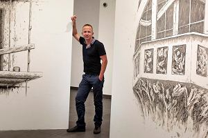 Jakub Głaz, kurator wystawy w CK Zamek: Pokaż mi swój balkon, a powiem ci kim jesteś [ROZMOWA]