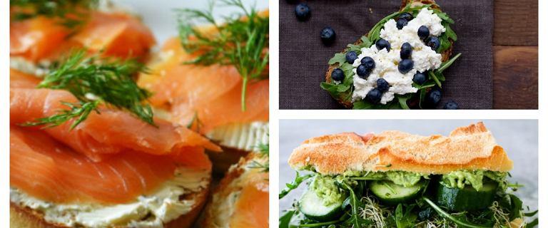 Dietetyczne kanapki bez mięsa [5 PRZEPISÓW]