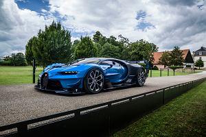 To koniec silnika W16 w Bugatti?