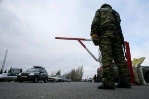 Ukraina wprowadza kontrole graniczne przy terytoriach zaj�tych przez separatyst�w