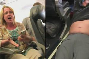 Jest odszkodowanie dla pasażera, który został siłą wywleczony z samolotu United Airlines