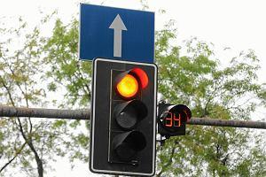 Czasomierze na skrzyżowaniach znów będą legalne od 1 lipca