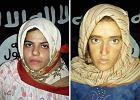 Zdjęcia porwanych przez tzw. Państwo Islamskie Druzyjek, które miały zostać przesłane ich rodzinom