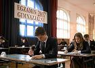 Egzamin gimnazjalny w Gimnazjum nr 16 w Szczecinie