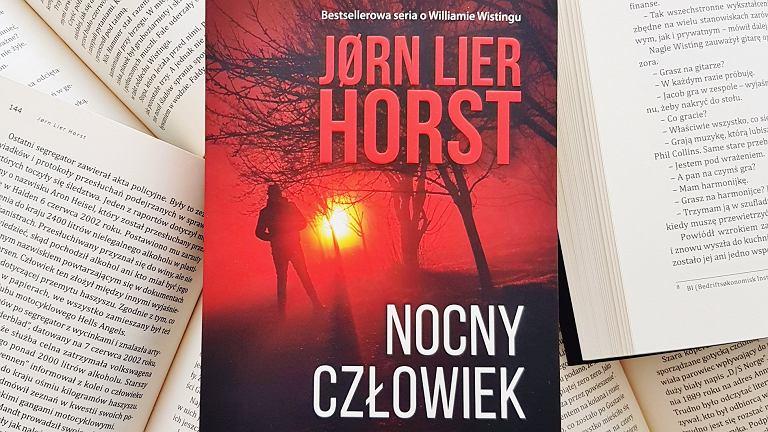Książka 'Nocny człowiek', Jorn Lier Horst