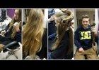 """Pięć lat zapuszczał włosy, żeby przekazać je chorym na raka. Mówiono o nim """"pedał"""" i """"conchita"""""""
