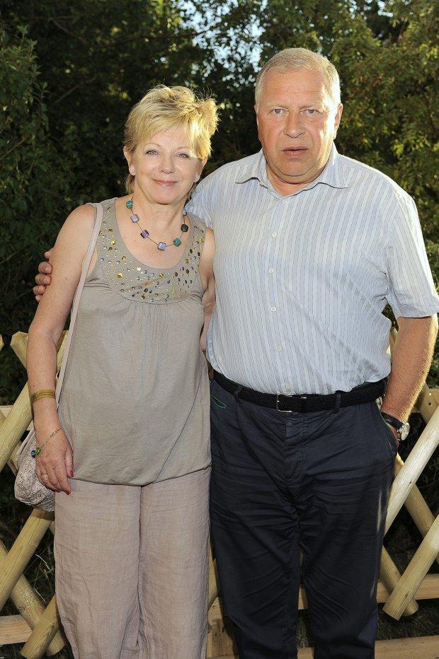 Jerzy i Barbara Stuhrowie