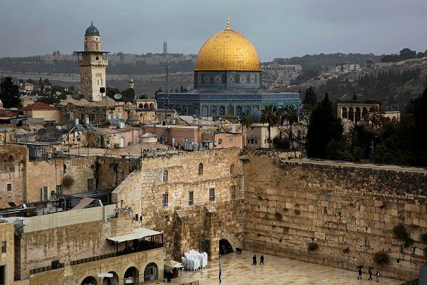 Powszechne uznanie Jerozolimy za stolicę Izraela przyspieszy proces pokojowy