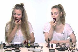 Czy wykonanie makija�u bez lustra jest mo�liwe? Sprawdzi�y�my to na w�asnej sk�rze. Oce�cie efekt ko�cowy