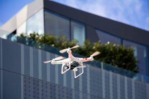 Dochodzenie ws. drona nad kancelarią premiera przekazane ABW