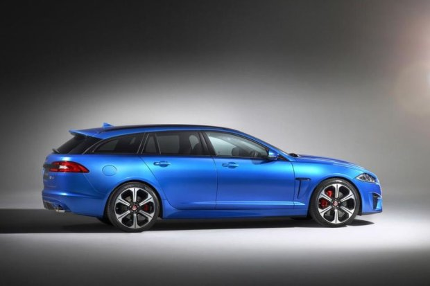 Jaguar jednak zbuduje kombi