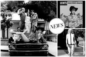 Levi's świętuje okrągły jubileusz istnienia damskich dżinsów. Kiedy kobiety zaczęły nosić  denimowe spodnie?