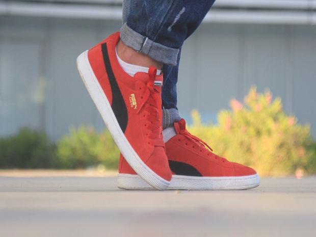 Sneakersy Puma - buty dla miłośników sportu