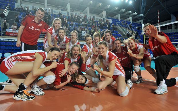 Mamy w Bydgoszczy mistrzyni� Europy. W siatk�wce