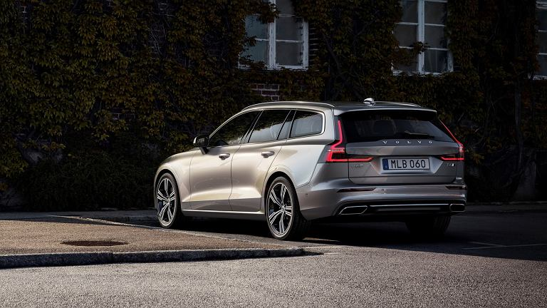 Nowe Volvo V60 Cena