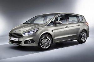 Salon Pary� 2014 | Nowy Ford S-MAX ju� oficjalnie