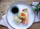 Jedzenie na czasie: Wiosenne ruloniki