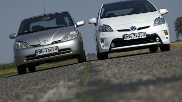 Toyota Prius - I i III generacja