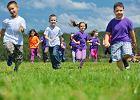 Zielone otoczenie świetnie wpływa na rozwój dziecka