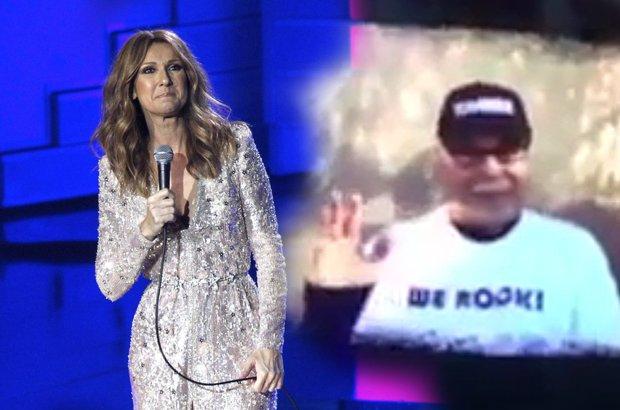 """Celine Dion spełniła prośbę męża i wróciła do śpiewania w Las Vegas. W czasie jednego z koncertów oddała emocjonalny hołd choremu na raka partnerowi. Media w USA nazwały go """"najbardziej osobistym występem""""."""
