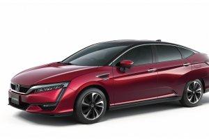 Honda przed salonem w Tokio | Studyjny FCV i...
