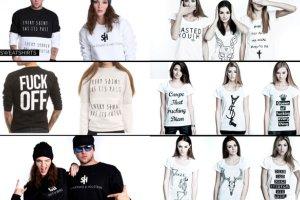 B�yskotliwa i niemoralna kolekcja NOH8 Syndicate