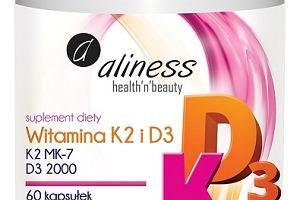 Aliness. Najlepsze witaminy, by cieszyć się zdrowiem