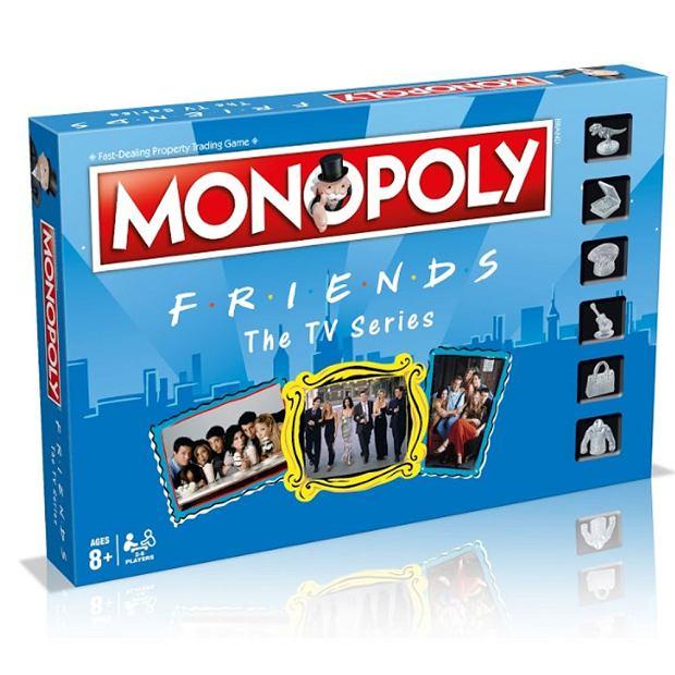 Friends Monopoly