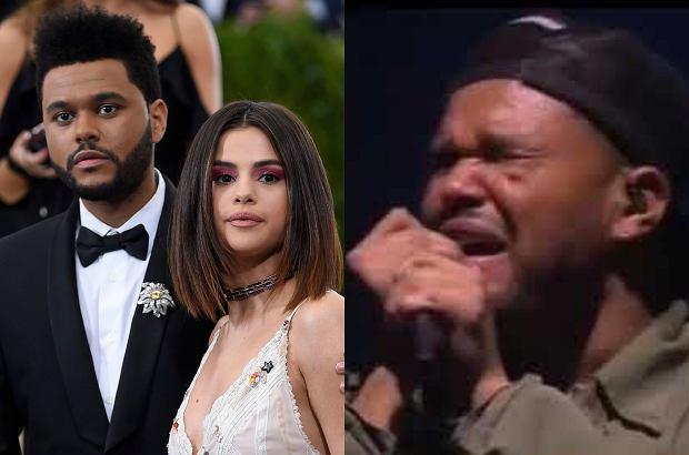 The Weeknd podczas występu na Coachelli rozpłakał się na scenie, kiedy śpiewał o Selenie Gomez. Jednak później w trakcie wieczoru był widziany ze... swoją byłą dziewczyną, Bellą Hadid.