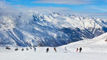 Stoki narciarskie w Austrii - tu kazdy znajdzie coś dla siebie.