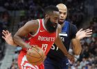 NBA. Niesamowita kwarta Houston Rockets