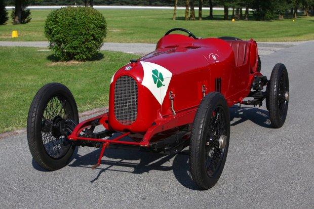 Alfa Romeo RL Targa Florio