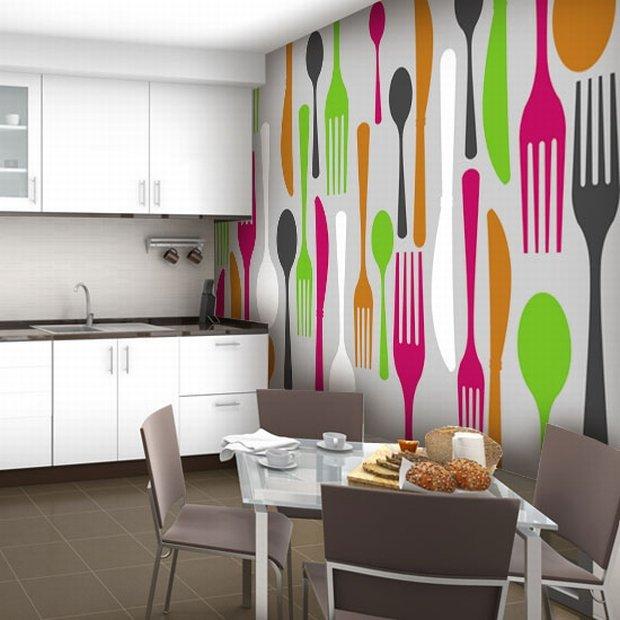 Tapety Do Kuchni Budowa Projektowanie I Remont Domu Zakladanie