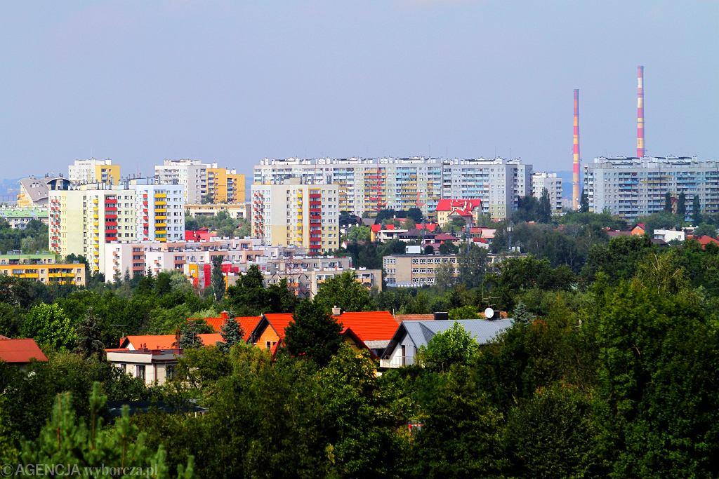 Kraków Kurdwanów / Fot. Mateusz Skwarczek / Agencja Gazeta