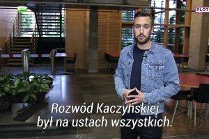 """Sprawa rozwodowa Kaczyńskiej umorzona. """"Poświęca się dla dzieci"""". Ojciec adwokata podaje inny powód"""