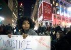 Protesty przeciw brutalno�ci policji w USA. W Nowym Jorku spowodowa�y parali� komunikacyjny