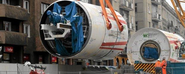 Tak budowano II lini� metra - 24 kluczowe momenty inwestycji. I co dalej: odbiory, rozk�ad, otwarcie...