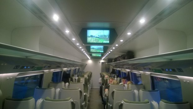Więcej pociągów Pendolino. Specjalna oferta PKP na święta