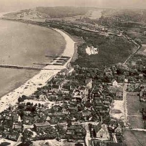 Jeszcze na pocz�tku XX w. to k�pielisko konkurowa�o popularno�ci� z Sopotem