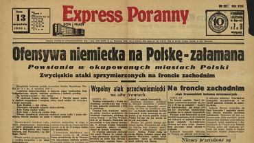 Express Poranny