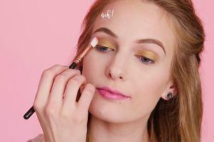 Złota jesień na powiekach? Ten prosty makijaż ożywi nawet najsmutniejszy dzień