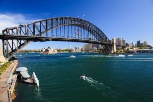 Sydney - Australia w pigu�ce