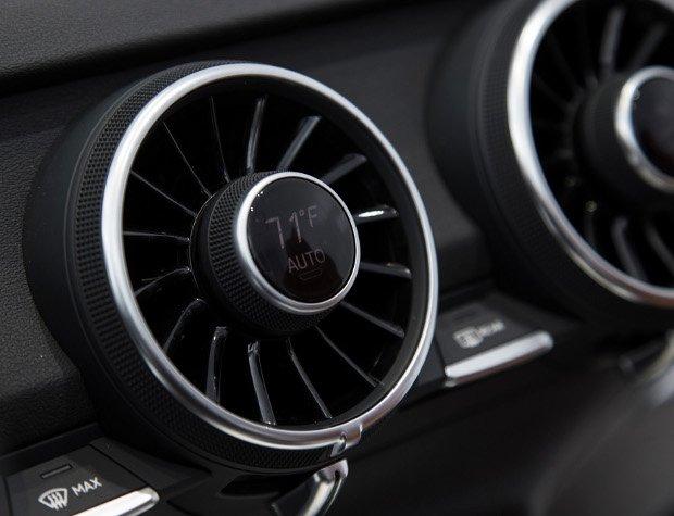 Wnętrze nowego Audi TT