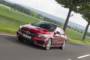 Mercedes CLA 45 AMG i GLA 45 AMG | Moc od najmniejszego brata