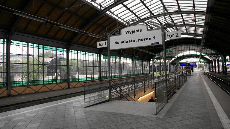 Dworzec Główny PKP, Wrocław
