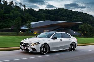 Nowy Mercedes Klasy A Sedan - miłośnicy sedanów mogą zacierać ręce