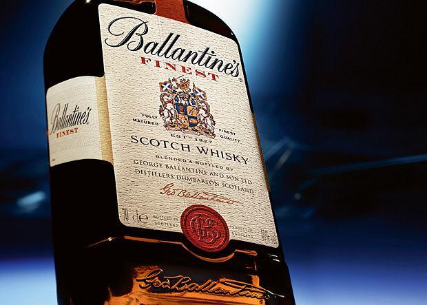Historia whisky Ballantines: magiczna mieszanka
