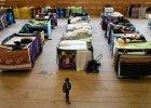 Brakuje miejsc dla uchod�c�w w Niemczech