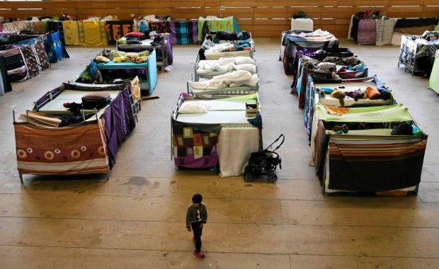 Brakuje miejsc dla uchodźców w Niemczech