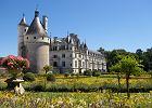 Zamki nad Loar� - zamek Chenonceau / Shutterstock